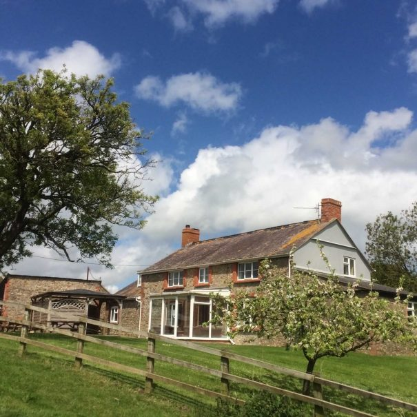 Taphouse Farmhouse - Cardsmill Farm Holidays